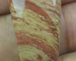 15.00 Cts Peanut Wood Jasper Natural Cabochon x20-71