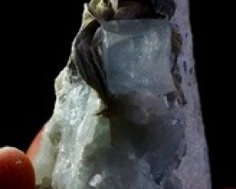1323 CT Natural - Unheated Aquamarine Crystal Specimen