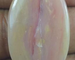 Pink Opal Cabochon 23.40 Cts Beautiful Natural x11-97
