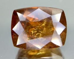 2.63 Crt GIL Certified Topazolite Garnet Faceted Gemstone