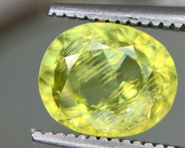 1.85 Crt  Natural Sphene Faceted Gemstone