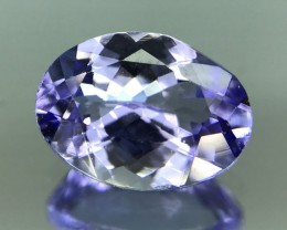 2.15 CT NATURAL TANZANITE SPARKLING LUSTER HIGH QUALITY GEMSTONE S91
