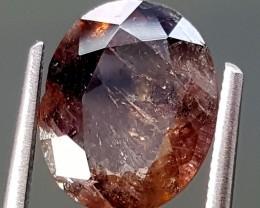 2.85Crt Rare Axinite  Best Grade Gemstones JI79