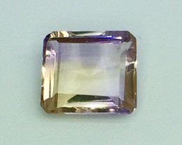 4.75 Crt Natural Ametrine Beautifulest Faceted Gemstone (MG 22)