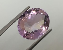6.80 Carat VVS Ametrine Brazilian - Exquisite Clarity and Sparkle !