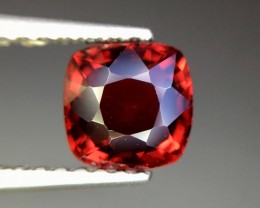 Untreated Red Spinel Excellent Color & Cut ~ Burma Pk39
