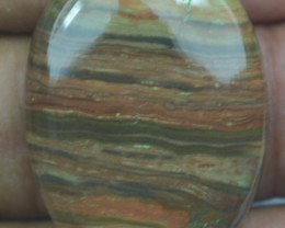 33.15 CT BEAUTIFUL STRIPED JASPER (NATURAL+UNTREATED) X32-113