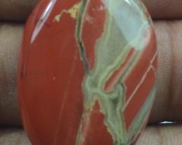 47.10  CT BEAUTIFUL JASPER GEMSTONE (NATURAL+UNTREATED) x13-102