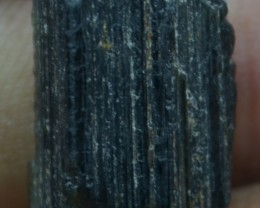 13.85 Ct TOURMALINE ROUGH NATURAL UNTREATED X40-1