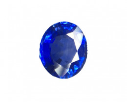 1.30ct Natural Blue Sapphire