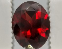 2.03 Cts Garnet Oval Cut Natural Untreated Gemstone G33