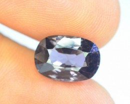 Certified 2.82 ct Gorgeous Color Spinel Untreated/Unheated~Burma