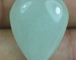 10.80 CT BEAUTIFUL GREEN AVENTURINE (NATURAL+UNTREATED) X23-135