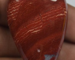 75.75 CT Red Jasper With Agate Beautiful Natural Cabochon x34-107