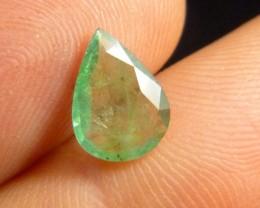 0.83cts  Emerald , 100% Natural Gemstone