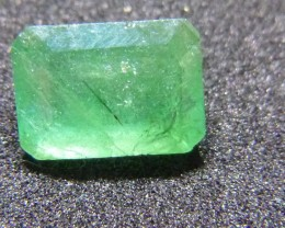 2.51cts Colombian Emerald , 100% Natural Gemstone