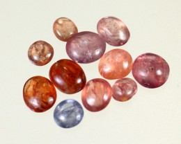 19.23Ct Natural Mix Color Spinel