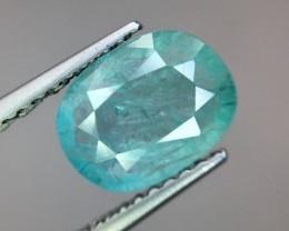 Rare Clarity 1.55 Cts Grandidierite World Class Rare Gem ~ Madagascar Pk39