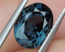 2.81cts  Cobalt Spinel, Certified,  100% Untreated,