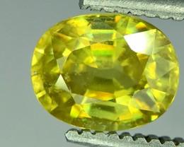 1.10 Crt Sphene Faceted Gemstone (R 207)