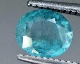 0.70 Crt Top Quality Rare Grandidierite Faceted Gemstone (R 207)