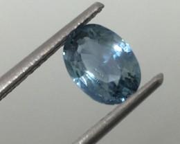 1.21 Carat VVS Blue Sapphire Certified - Quality !