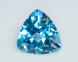 13.96 Crt Natural Topaz Top luster Faceted Gemstone (MG 23)