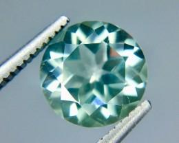 1.78 Crt Natural Prasoilite Beautiful Faceted Gemstone (MG 23)