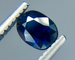 0.48 Crt Natural Sapphire Unheated Faceted Gemstone (MG 23)