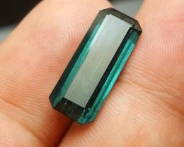 6 carat blue color tourmaline  Gemstone from Afghanistan