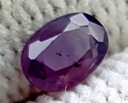 0.40CT KASHMIR SAPPHIRE UNHEATED  BEST QUALITY GEMSTONE IGC481