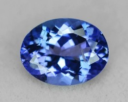 1.44 CT NATURAL TANZANITE HIGH QUALITY GEMSTONE TZ4