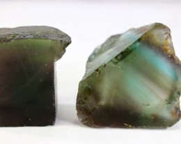 116 CT Natural - Unheated  Fluorite Rough Lot