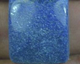 31.15 CT LAPIS LAZULI BEAUTIFUL Cabochon (NATURAL+UNTREATED) x14-195