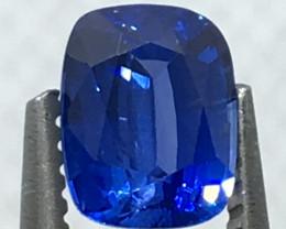 IGI Certified Srilankan Blue Sapphire 0.96 cts