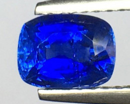 IGI Certified SriLankan Blue Sapphire 1.15 cts