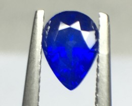 0.95ct Natural Blue Sapphire
