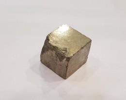 431 carat natural Pyrite cube