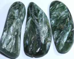 31 CTS GREEN SERAPHINITE PARCEL ADG- 359