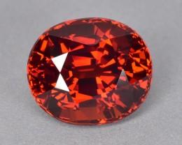 11.99 Cts Wonderful Lustrous Fine Stone Natural Spessartite Garnet