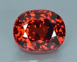 5.61 Cts Fabulous Sparkling Lustrous Natural Spessartite Garnet