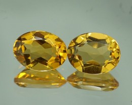 2.23 ct  AAA QUALITY YELLOW BERYL BRAZIL GEMSTONE - YB133