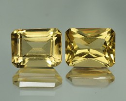 3.32 CT AAA QUALITY YELLOW BERYL BRAZIL GEMSTONE - YB157