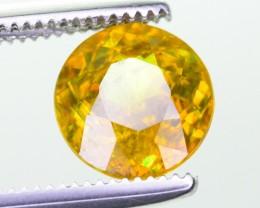 1.60 Ct Amazing Color Natural Titanite Sphene ~ ARA