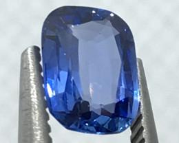 IGI Certified Blue Sapphire 0.89 cts
