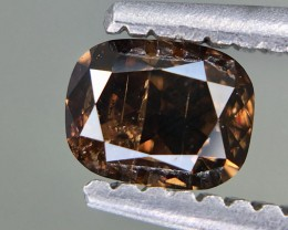 0.35 Crt Diamond Certified Untreated Faceted Gemstone