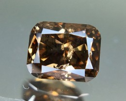 0.30 Crt Diamond Certified Untreated Faceted Gemstone