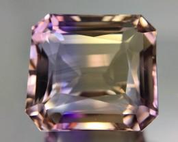 13.50 Crt Ametrine Top Quality Faceted Gemstone (R 208)