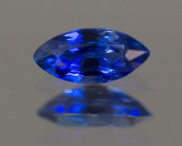 Blue Sapphire 0.83 ct Sri Lanka GPC Lab