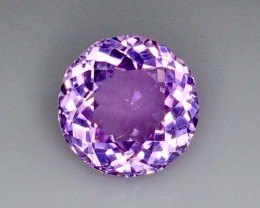7.77 Crt Natural Kunzite Beautifulest Faceted Gemstone (Kz 03)